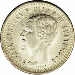 Moeda > 1real, 1859-1860 - Guatemala  - obverse