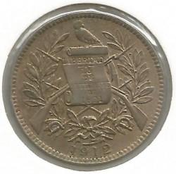 Moeda > 1real, 1900-1912 - Guatemala  - obverse