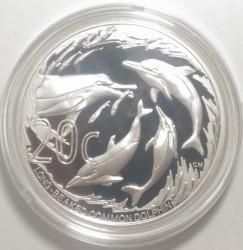 Moneta > 20centów, 2014 - Afryka Południowa  (Delfin) - reverse