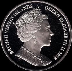 Moneda > 1dólar, 2018 - Islas Vírgenes Británicas  (Copa Mundial de Fútbol de Rusia 2018) - obverse