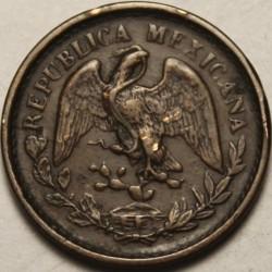 Νόμισμα > 1Σεντάβο, 1899-1905 - Μεξικό  - obverse