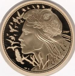 Moneta > 5000euro, 2017 - Francja  (Marianna) - reverse