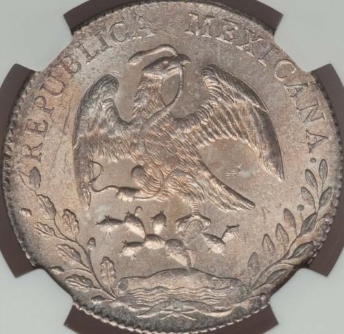 8 Reales 1890 Mexiko Münzen Wert Ucoinnet