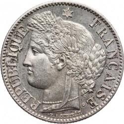 سکه > 2فرانک, 1870-1895 - فرانسه  - obverse