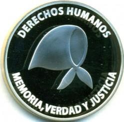 Moneda > 1peso, 2006 - Argentina  (Defensa de los Derechos Humanos) - obverse