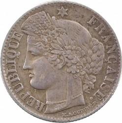 Moneta > 50centesimi, 1849-1851 - Francia  - obverse