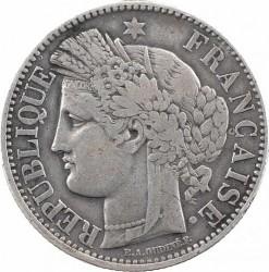 Moneta > 2frankai, 1849-1851 - Prancūzija  - obverse