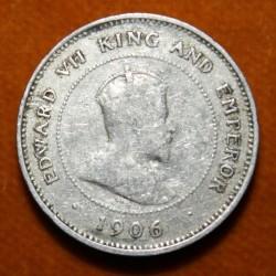 Moneta > 1farthing, 1904-1910 - Giamaica  - obverse