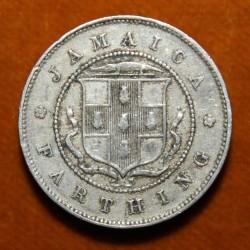 Moneta > 1farthing, 1904-1910 - Giamaica  - reverse