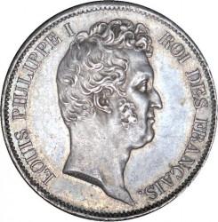 Moneta > 5franków, 1830-1831 - Francja  - obverse