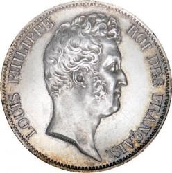 """Монета > 5франка, 1830 - Франция  (Louis Philippe I (with """"I"""")) - obverse"""