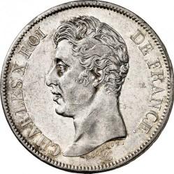 Moneta > 5franków, 1824-1826 - Francja  - obverse