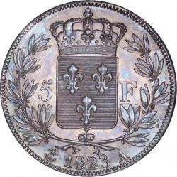 Moneta > 5franchi, 1816-1824 - Francia  - reverse
