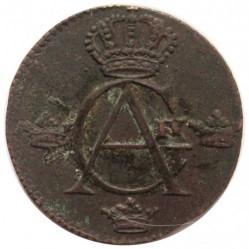 Pièce > ¼skilling, 1802-1808 - Suède  - obverse
