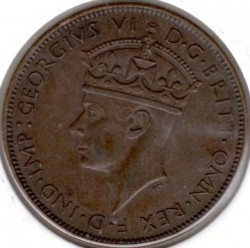 Moeda > 1/24shilling, 1937-1947 - Jersey  - obverse