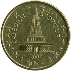 Νόμισμα > 10Σέντς, 2007-2017 - Σλοβενία  - obverse