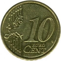 Νόμισμα > 10eurocent, 2007-2017 - Σλοβενία  - reverse