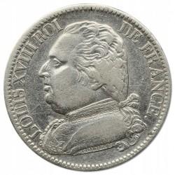 Moneta > 5franchi, 1814-1815 - Francia  - obverse