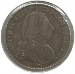 Moneta > ⅙riksdaler, 1800-1809 - Svezia  - obverse