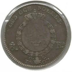 Moneta > ⅙riksdaler, 1800-1809 - Svezia  - reverse