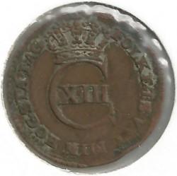 Münze > 1/12Skilling, 1812 - Schweden   - reverse