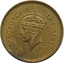 Coin > 25cents, 1951 - Ceylon  - obverse