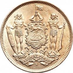 Moneda > 5cents, 1903-1941 - Borneo del Nord  - obverse