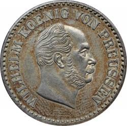Moneda > 1groschendeplata, 1861-1873 - Prusia  - obverse