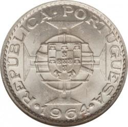 Moneta > 10escudo, 1964 - Timor Portugalski  - reverse