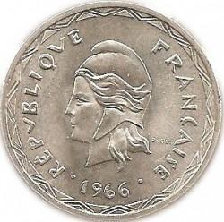 Кованица > 100франака, 1966 - Нови Хибриди  - obverse