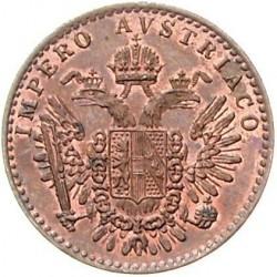 Монета > 3чентезимо, 1852 - Ломбардо-Венеційське  (Діаметр - 19мм) - obverse