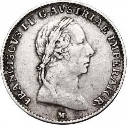 Münze > ½Lire, 1822-1824 - Lombardo-Venetien  - obverse