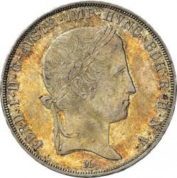 Монета > 1скудо, 1837-1846 - Ломбардо-Венеційське  - obverse