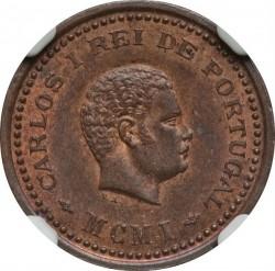 Moneta > 1/12tanga, 1901-1903 - Indie - Portugalskie  - obverse