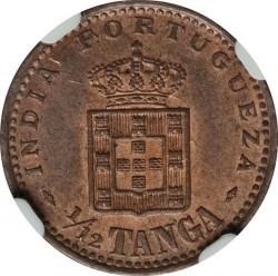 Moneta > 1/12tanga, 1901-1903 - Indie - Portugalskie  - reverse