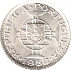 Moneta > 1pataca, 1952 - Makau  - reverse