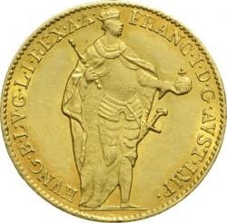 Монета > 1дукат, 1830-1835 - Венгрия  - obverse