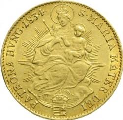 Монета > 1дукат, 1830-1835 - Венгрия  - reverse