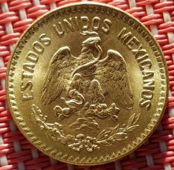 מטבע > 10פסו, 1905-1959 - מקסיקו  - obverse