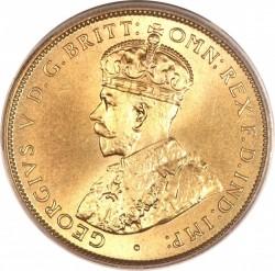 Moneda > 2shillings, 1920-1936 - Àfrica Occidental Britànica  - obverse