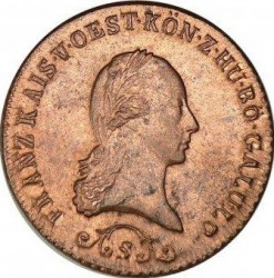 Moneda > 3kreuzer, 1812 - Àustria  - obverse