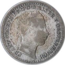 Münze > 10Kreuzer, 1858-1865 - Österreich   - obverse