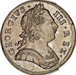 العملة > 1فارثينغ, 1771-1775 - المملكة المتحدة  - obverse