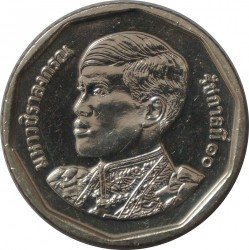 Coin > 5baht, 2018 - Thailand  - obverse