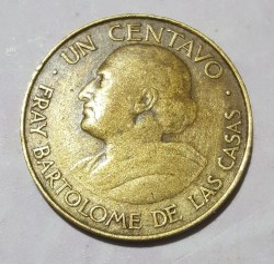 מטבע > 1סנטאבו, 1957 - גוואטמלה  - reverse