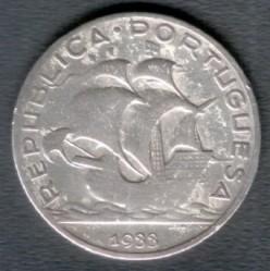 Münze > 5Escudos, 1932-1951 - Portugal  - reverse