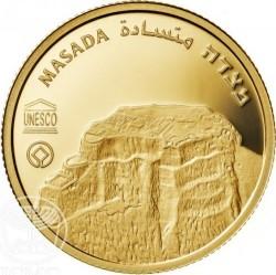 Moneda > 10nuevossheqalim, 2009 - Israel  (Lugares Patrimonio de la UNESCO - Masada) - reverse