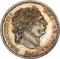 Moneda > 4peniques, 1817-1820 - Reino Unido  - obverse