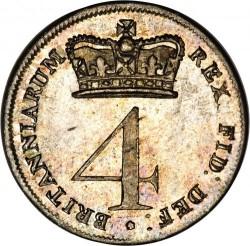 Moneda > 4peniques, 1817-1820 - Reino Unido  - reverse