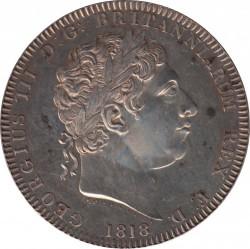 العملة > 1کرون, 1818-1820 - المملكة المتحدة  - obverse